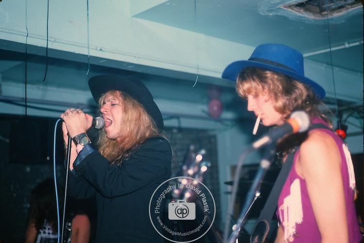 Bobby Durango & Andy Panik of The Rock City Angels