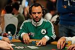Pokerstars sponsored player Julien Brecard