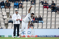 Ravichandran Ashwin, India in action during India vs New Zealand, ICC World Test Championship Final Cricket at The Hampshire Bowl on 20th June 2021