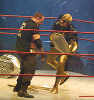 Bubba Ray Dudley Goldust 2002                                                 By John Barrett/PHOTOlink