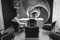 System Development Corporation (SDC), Los Angeles, 1979<br /> from the Los Angeles Documentary Project