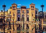 Spanien, Andalusien, Sevilla: museo de artes y costumbres populares, Museum der Kuenste | Spain, Andalusia,Seville:  museo de artes y costumbres populares, museum of arts
