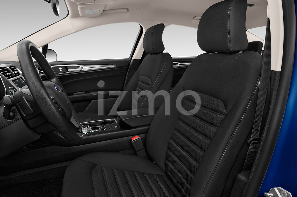 Front seat view of 2020 Ford Fusion SE 4 Door Sedan Front Seat  car photos