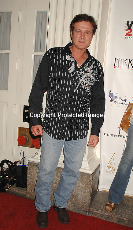 Frank Dicopoulos ..at the 18th annual  Marcia Tovsky's  Pre-Daytime Emmy Awards Party on June 6, 2007 at Nikki Midtown. ..Robin Platzer, Twin Images......212-935-0770