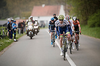 Frederik Backaert (BEL/Wanty - Gobert)<br /> <br /> 59th De Brabantse Pijl - La Flèche Brabançonne 2019 (1.HC)<br /> One day race from Leuven to Overijse (BEL/196km)<br /> <br /> ©kramon