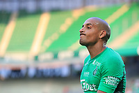 25th September 2021; Saint-Etienne Stade Geoffroy Guichard, France; AS Saint-Etienne versus OGC Nice; Wahbi KHAZRI