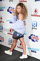 Ella Eyre<br /> at the Capital Summertime Ball 2017, Wembley Stadium, London. <br /> <br /> <br /> ©Ash Knotek  D3278  10/06/2017