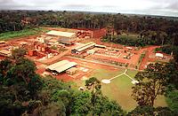 Mina de Ouro do Igarapé Bahia explorada pela CVRD-Companhia Vale do Rio Doce em Carajás no sul do Pará- Brasil.<br />©Foto: Paulo Santos/Interfoto.<br />1998<br />Negativo Cor 135 Nº 6223 T6 F29