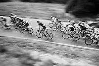 Ian Boswell (USA/SKY) speeding by<br /> <br /> stage 18: Roa - Riaza (204km)<br /> 2015 Vuelta à Espana