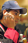 David Singer's rings.