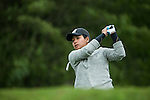 Pavarisa Yoktuan of Thailand tees off during Round 1 of the World Ladies Championship 2016 on 10 March 2016 at Mission Hills Olazabal Golf Course in Dongguan, China. Photo by Victor Fraile / Power Sport Images