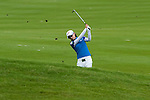 CHON BURI, THAILAND - FEBRUARY 17:  Na Yeon Choi of South Korea plays her aproach shot on the 2nd hole during day one of the LPGA Thailand at Siam Country Club on February 17, 2011 in Chon Buri, Thailand. Photo by Victor Fraile / The Power of Sport Images