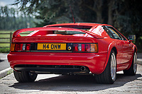 BNPS.co.uk (01202) 558833. <br /> Pic: TheMarket/BNPS<br /> <br /> Pictured: Lotus S4S. <br /> <br /> A British motor enthusiast is selling his epic collection of Lotus Esprit sports cars for over £500,000.<br /> <br /> The iconic vehicles made by the British marque between 1976 to 2004 have belonged to the unnamed collector who loved the sleek design of them.
