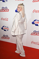 Grace Chatto (Clean Bandit)<br /> at the Jingle Bell Ball 2016, O2 Arena, Greenwich, London.<br /> <br /> <br /> ©Ash Knotek  D3208  03/12/2016