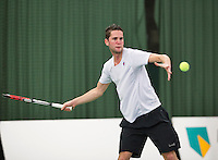 20-01-13, Tennis, Rotterdam, Wildcard for qualification ABNAMROWTT, Jesse Timmermans