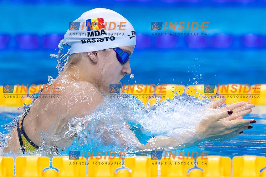 BASISTO Anastasia MDA<br /> 200m Breaststroke Women Heats<br /> Swimming<br /> Budapest  - Hungary  20/5/2021<br /> Duna Arena<br /> XXXV LEN European Aquatic Championships<br /> Photo Giorgio Scala / Deepbluemedia / Insidefoto