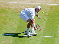 25-6-09, England, London, Wimbledon, Lleyton Hewitt