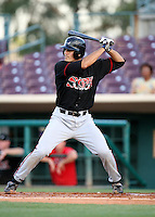 Mitch Canham / Lake Elsinore Storm..Photo by:  Bill Mitchell/Four Seam Images