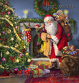Marcello, CHRISTMAS SANTA, SNOWMAN, WEIHNACHTSMÄNNER, SCHNEEMÄNNER, PAPÁ NOEL, MUÑECOS DE NIEVE, paintings+++++,ITMCXM2148,#x#