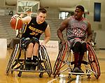 2018 National Intercollegiate Wheelchair Basketball Tourn. Missouri vs Alabama