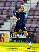 17th July 2021; Tynecastle Park, Edinburgh, Scotland;Pre Season Friendly Football, Heart of Midlothian versus Sunderland; Andrew Halliday of Hearts