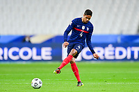 24th March 2021; Stade De France, Saint-Denis, Paris, France. FIFA World Cup 2022 qualification football; France versus Ukraine;  VARANE RAPHAEL (France)