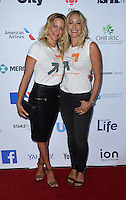 Brittany Daniel + Cynthia Hauser @ the Stand Up To Cancer 2016 held @ the Walt Disney Concert Hall. September 9, 2016