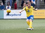 St Johnstone FC Season 2019-20<br />Liam Craig<br />Picture by Graeme Hart. <br />Copyright Perthshire Picture Agency<br />Tel: 01738 623350  Mobile: 07990 594431