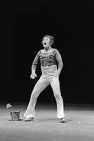 - Il mimo Marcel Marceau al teatro La Fenice di Venezia durante il Carnevale 1980<br />
