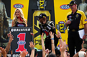NHRA Mello Yello Drag Racing Series<br /> NHRA Northwest Nationals<br /> Pacific Raceway, Kent WA USA<br /> Sunday 6 August 2017<br /> Antron Brown, Matco Tools, Top Fuel Dragster<br /> <br /> World Copyright: Jason Zindroski<br /> HighRev Photography