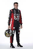 James Davison, Dale Coyne Racing Honda portrait