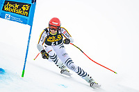 29th December 2020; Stelvio, Bormio, Italy; FIS World Cup Super G for Men;  Josef Ferstl of Germany in action during his run for the men Super G race