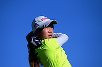 Carmen Lim. Day two of the Renaissance Brewing NZ Stroke Play Championship at Paraparaumu Beach Golf Club in Paraparaumu, New Zealand on Friday, 19 March 2021. Photo: Dave Lintott / lintottphoto.co.nz