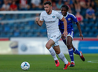Danny Rowe of Wycombe Wanderers during the Friendly match between Wycombe Wanderers and Brentford at Adams Park, High Wycombe, England on 19 July 2016. Photo by David Horn PRiME Media Images.