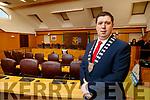 Niall Kelliher, Mayor Kerry County Council
