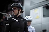 Katarzina Niewiadoma (POL/Canyon SRAM Racing) pre race<br /> <br /> 3th Liège-Bastogne-Liège-Femmes 2019 (1.WWT)<br /> 1 Day Race: Bastogne – Liège 138,5km<br /> <br /> ©kramon