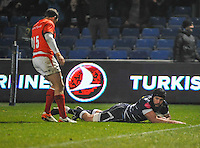 Sale Sharks v Saracens - European Rugby Champions Cup - 18.12.2016