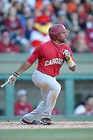 Jackie Bradley Jr. (Center Fielder) South Carolina Gamecocks (Photo by Tony Farlow/Four Seam Images)