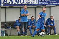 Trainer Heiko Schulze (Erfelden) - Erfelden 29.08.2021: SKG Erfelden gegen DJK SG Eintracht Rüsselsheim, Sportplatz Erfelden
