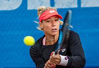 Amstelveen, Netherlands, 6 Juli, 2021, National Tennis Center, NTC, Amstelveen Womans Open, Tereza Mrdeza (CRO)<br /> Photo: Henk Koster/tennisimages.com