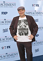 """LOS ANGELES, USA. September 02, 2021: Dan Bakkedahl at the premiere for FX's """"Impeachment: American Crime Story"""" at the Pacific Design Centre.<br /> Picture: Paul Smith/Featureflash"""