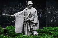 USA, Washington,  Korean War Veterans Memorial
