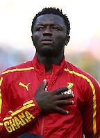 Sulley Muntari of Ghana