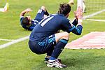 Real Madrid's Gareth Bale during La Liga match. April 23,2016. (ALTERPHOTOS/Borja B.Hojas)