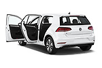 Car images close up view of a 2019 Volkswagen e-Golf SEL Premium 5 Door Hatchback doors