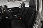 Front seat view of 2018 Toyota Avalon XLE Premium 4 Door Sedan Front Seat  car photos