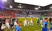 25.11.2017,  Football 1.Liga 2017/2018, 13. match day, FC Augsburg - VfL Wolfsburg, in WWK-Arena Augsburg, Choreografie des FCA-Fanclubs   *** Local Caption *** © pixathlon<br /> <br /> +++ NED + SUI out !!! +++<br /> Contact: +49-40-22 63 02 60 , info@pixathlon.de