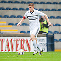 Raith Rovers' Jason Thomson.