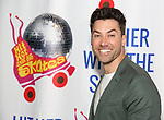 """Ace Young attends the Meet the Cast of """"Hit Her WithThe Skates"""" at the Bowlmor Times Square on October 16, 2018 in New York City."""