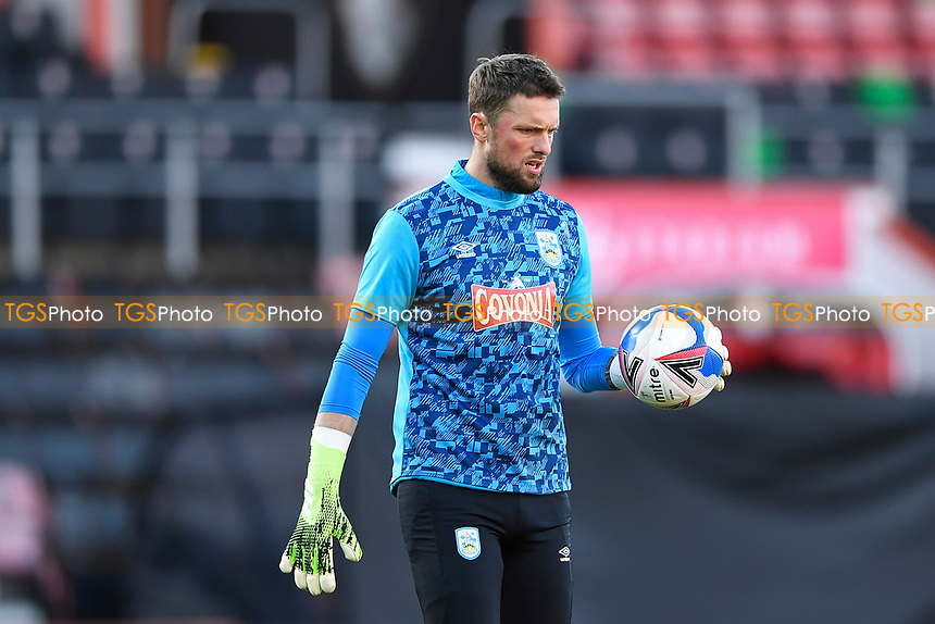 Ben Hamer of Huddersfield Town  during AFC Bournemouth vs Huddersfield Town, Sky Bet EFL Championship Football at the Vitality Stadium on 12th December 2020